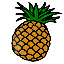 Pineapple Free Stock Illustration of a pineapple