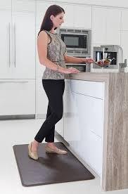 Decorative Cushioned Kitchen Floor Mats by Amazon Com Imprint Cumulus9 Kitchen Mat Cobblestone Series 20 In