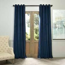 Target Velvet Blackout Curtains by Slate Blue Curtains U2013 Teawing Co