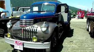 100 Ton Truck 1946 Chevy 2 YouTube