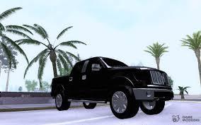 100 Lincoln Truck 2013 Mark LT For GTA San Andreas