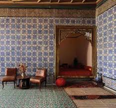 chambre bleue tunis boutique hotel guest house bed and breakfast la chambre bleue