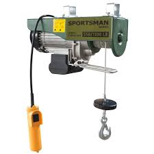 Sportsman 1/2-Ton Electric Game Hoist-801590 - The Home Depot Game Carts Gambrels And Hoists 177888 Deer Hoist Hitchmounted Guide Gear Deluxe Gambrel Swivel Hitch Lift System Lets See Them Cargobuckle Up Retractable Ratcheting 11 Kill Shot 300 Lb Capacity With Discount Ramps Deerhoistswivel 360 Degree 400lb Hunting Hme Review Test Bowhuntingcom Moultrie Haing Feeder Dicks Sporting Goods Tips How To Load A Into Your Truck By Yourself 400lb Winch Set For Canada Best Resource