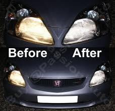 chevrolet captiva 07 blue tint headlight bulbs kit new ebay