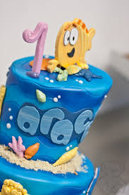 Bubble Guppies Cake Decorations by Bubble Guppies Birthday Cake Bearkery Bakery