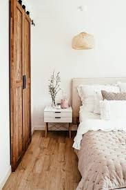doppelschiebetür holz im schlafzimmer reno türen