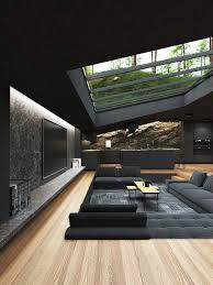 schwarze villa für helle momente in der natur ubm magazin
