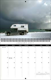 100 Truck Camper Magazine 2017 Calendar Ready To Order 2