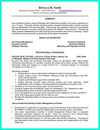 Cover Letter Samples For Healthcare Call Center Customer Service Gallery Of Csr Resume Or