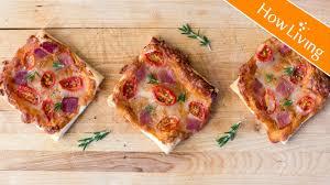 vid駮s cuisine 番茄酥皮披薩親子料理動手做 tomato puff pizza 影片 yahoo奇摩新聞