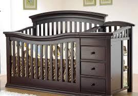 Davinci Kalani Combo Dresser Ebony by Cribs Stylish 4 In 1 Convertible Crib Plans Gripping 4 In 1 Baby