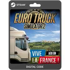 100 Steam Euro Truck Simulator 2 Vive La France DLC Steam Digital