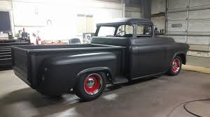 100 Chevy Trucks For Sale In Texas 57 Truck Big Window Chopped Rum Runner