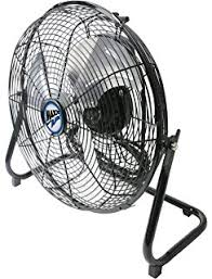 High Velocity Floor Fan Chrome by Amazon Com Optimus F 4122 Industrial Grade High Velocity Fan