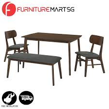 [FurnitureMartSG] Elenor Dining Set_FREE DELIVERY + FREE INSTALLATION Tables Chairs Party Time Rentals Singapore Transforming By Expand Fniture Fnituremartsg Elenor Ding Set_free Delivery Free Installation Dunk Tank Rental Texas Welcome To Ez2 Jump Simple Design Cheap And For Sale Buy Saleparty Airscheap The 1 Premium Solid Wood Furnishings Brand Used China Factory 6 Feet Folding Heavy Duty Banquet Trestle Table Chairs Most Table Centerpieces Us 7 00 Linen Tablecloth Impressive Where To 2 Kids