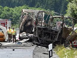 18 Believed Dead After Fiery Bus Crash In Germany | West Virginia ... Crash Closes Inrstate 68 In Cumberland Local News Timesnewscom Barbour County Man Charged With 2 Counts Of Negligent Homicide Gop Lawmakers Put Medical Skills To Use In West Virginia Train Truck Accident On John Nash Boulevard Firefighters Killed 3 Injured Accident Youtube Video Smashes Through Truck 6abccom Two From Aberdeen Killed Car Vs Snow Plow Wreck Sunday Morning Wreck At Us 50 Wva 98 Intersection Wvnewscom 330 Near Beckley Virginia Intermodal Container Crash Does Not Create Federal Question
