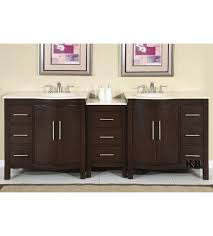 Double Vanity Small Bathroom by Double Sink Bathroom Vanity Lowes Two Mirror Panels Classic Satin