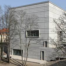100 Bauhaus House Comes Home New Museum Opens In Weimar To Mark Centenary Of