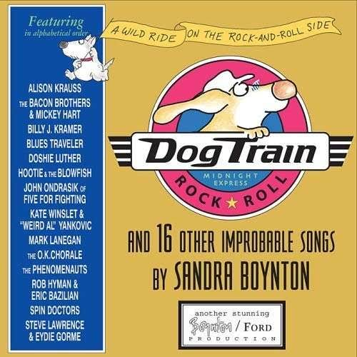 Dog Train - Sandra Boynton