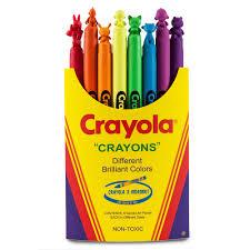 Vinyl Pulse New Crayola X Kidrobot Coloring Critters Minis