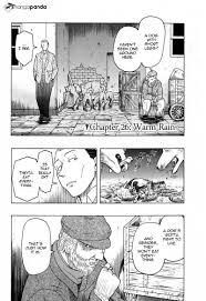Pumpkin Scissors Manga Raw by Pumpkin Scissors 26 Read Pumpkin Scissors 26 Online Page 1