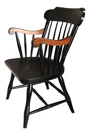 Nichols And Stone Windsor Armchair by Mid Century Nichols U0026 Stone Windsor Arm Chair Chairish