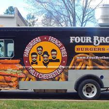 Four Brothers Bistro - Richmond Food Trucks - Roaming Hunger