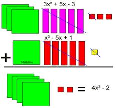 polynomials add and subtract mathbitsnotebook a1 ccss math