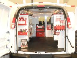 Weatherguard Van Shelving And Partitions Available At Action Car And ...