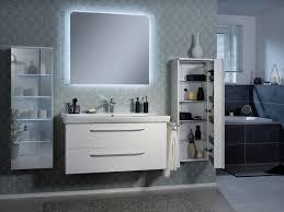 fackelmann badezimmer möbel komplett set in der farbe weiß hochglanz