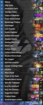 priest deck august 2017 hearthstone meta report druid murloc priest and pirate