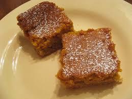 Pumpkin Cake Paula Deen by File Pumpkin Gooey Butter Cake Jpg Wikimedia Commons