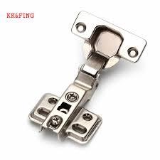 kk fing 45 grad ecke falten schrank tür scharniere 45 winkel scharnier hardware für home küche badezimmer schrank mit schrauben