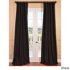 Sears White Blackout Curtains by Ymf Bella Luna Faux Silk Blackout Curtains