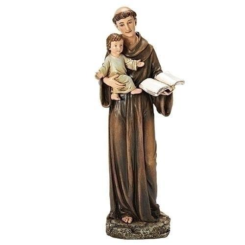 Saint Anthony 10in Statue