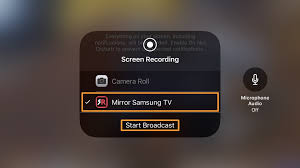 How to mirror your iPhone or iPad on your LG or Samsung smart TV