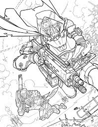 Destiny The Official Coloring Book 9781608879229in01