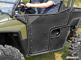 Polaris Ranger 800 and 570 Full Size Aluminum Half Doors SuperATV