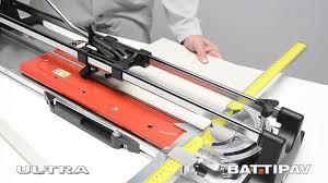 Qep Tile Saw Manual by Ultra 60 Manual Tile Cutter Youtube