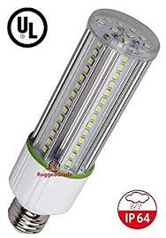 12 watt led bulb standard e26 base 1 380 lumens 5000k corn