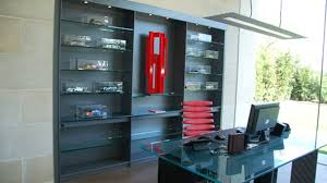 Custom Desk And Built In Wall Unit Furniture Design Installation