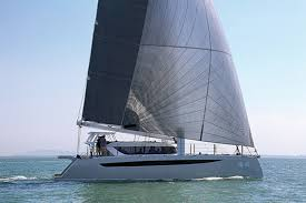 Nadine Yacht Sinking 1997 by Cruising Compass