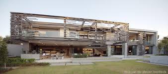 100 Van Der Architects Forest Road Home Nico Van Der Meulen Archello