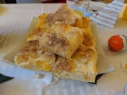 mandarinen buttermilch kuchen mit kokosraspeln