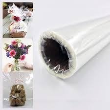 Craft And Party Super Clear Cellophane Wrap Roll 40