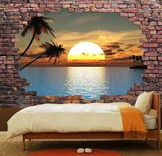 Wall Design Brick Mural Pictures In Most Recently