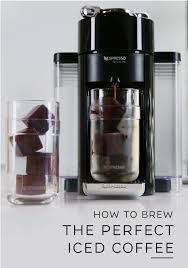 Luckily Nespresso Has You Covered Thanks To The Convenience And Easy Operation Of Vertuoline Coffee Machine For A Refreshing Glass
