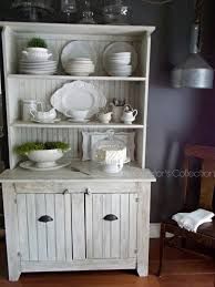 Primitive China Hutch
