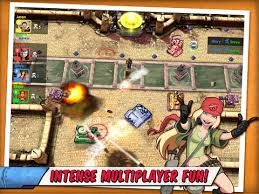 Top 10 Best iPhone and iPad Tank Battle Games of 2013