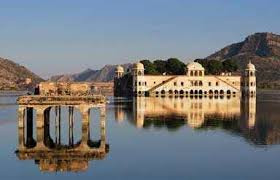 Hawa Mahal Jaipur Jal